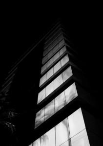 vanishing to the dark