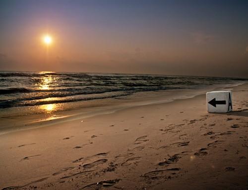 Cubo de playa
