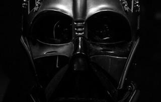 Dath Vader helmet